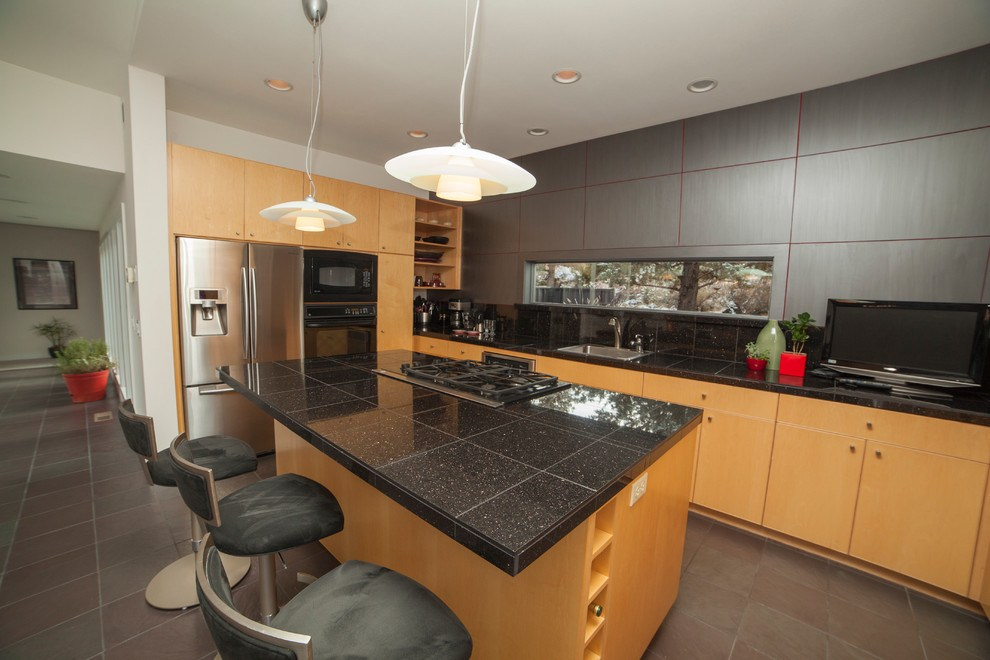 Chic kitchen design for your kitchen decor inspiration