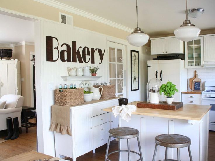 Chic kitchen design for your kitchen decor inspiration - Fabs